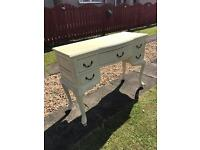 Dressing table and stool ...NOW SOLD!!!