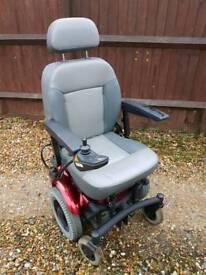 Shoprider Lugano Powerchair with Warranty