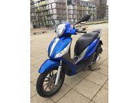 2016 PIAGGIO MEDLEY 125cc - (BLUE) £1949