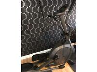 Exercise Elliptical cross trainer