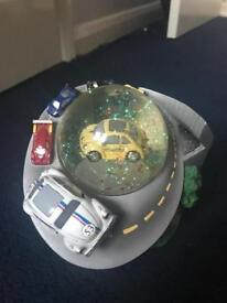 VINTAGE CAR STADIUM MODEL, VERY VALAUBLE, PERFECT FOR YOUNG ONES, VERY SPECIAL!