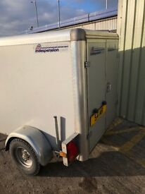 Tow a van trailer 6 x 4 minted