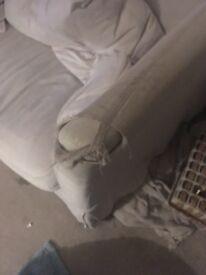 Lombok sofa needs recover