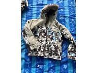 Kids Quick Silver Skiing Gear Size 12