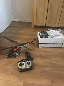Gyroscope drone and volitation rc helicopter