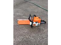 Sthil chainsaw ms171