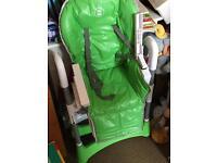 High chair Froggy