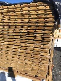 Log-lap barrel Board.