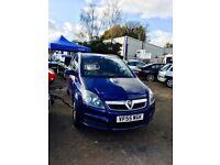 ✅ 2006 Vauxhall Zafira 1.6 i 16v Club 5dr ✅