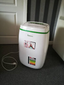 Meaco 20L Dehumidifier and Miele Vacuum Cleaner for sale