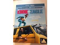 EDDIE THE EAGLE BLU RAY !!