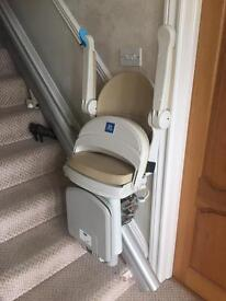 Minivator Stair Lift Faulty