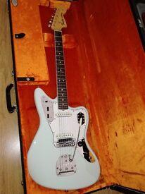 Fender '65 reissue Jaguar. Trade/Part ex