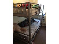 Bunk beds double bed twin bed