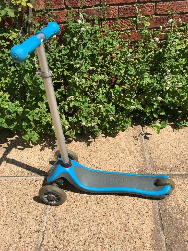 Child push scooter - used