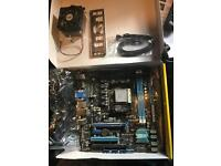 Asus F2A85-M LE Motherboard