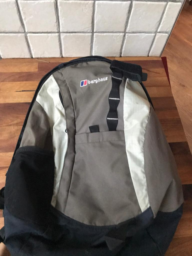 Berghaus Rucksack Bag   in Ruddington, Nottinghamshire   Gumtree 3bf3fec148
