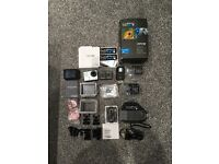 GoPro Hero3+ Black Edition with lots of Accessories