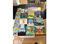 Children's books. Audio book. Collection of Kids books.