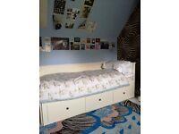 Hemnes day bed £150