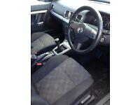 Vauxhall Vectra SRI CDTI car 12 months Mot