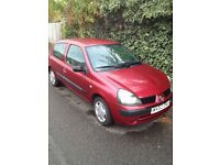 Renault Clio great price for quick sale!