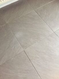Gardenia orchidia light Stone Grigio floor tiles