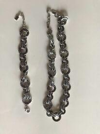 August Woods Necklace & Bracelet