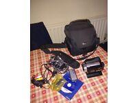Sony Handycam HDR-SR10E digital camcorder