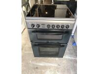 INDESIT meetBlack Ceramic plate Electric Cooker With Free Delivery 🚚