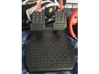 Ferrari 458 spider thrustmaster Xbox one steering wheel