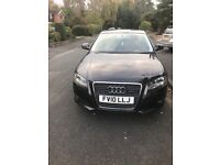 Audi A3 2010 1.6 DieselSportback Service History 2 Owners