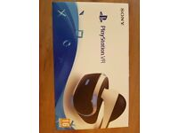 BRAND NEW SEALED BOXED PLAYSTATION VR