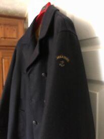 Paul and Shark wool coat XL