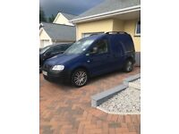 VW Caddy 5 seats