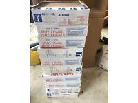 Ceramic Tiles 33.3 x 33.3cm 10 Boxes NEW