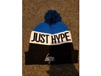 Bobble hat - Hype - Boys one size approx 8-10yrs