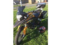 Honley RX3 2016 250cc Motorbike - Petrol