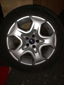 Ford wheels 17 inch