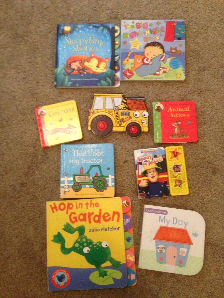 Bundle of board booksin Costessey, NorfolkGumtree - All board books in great condition, from a smoke and pet free house