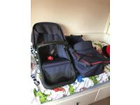 Bugaboo Cameleon 3 parts, fabrics and seat frame