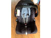 Graco car seat group 0+