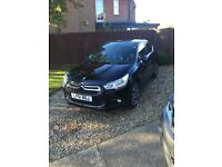 Citroen DS4 1.6hdi Bluetooth massage seats trip computer