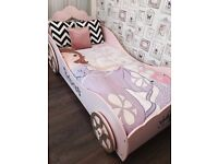 UNMISSABLE BARGAIN!!! BEAUTIFUL PRINCESS BED!!!
