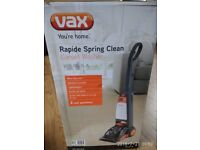Vax carpet washer, new box packed unused