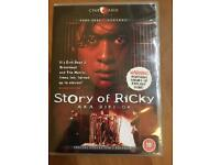 Story Of Ricky AKA Riki-OH DVD