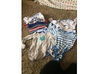 Baby bundle mixed 3-6 6-9