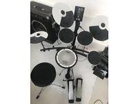 Roland v drums electric kit w/stool