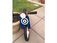 Kiddimotto bike