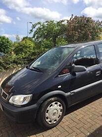Vauxhall Zafira for sale £1000 ono